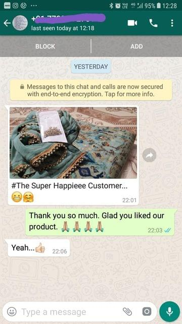 The super... Happy customer... Yeah...Good. -Reviewed on 14-Jul-2019
