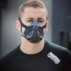 Phantom Training Mask (Silver)
