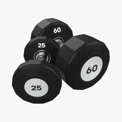 ELEIKO EVO DUMBBELLS - FIXED 12-60 KG