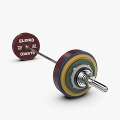 POWERLIFTING TRAINING SET - 285 KG