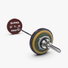 POWERLIFTING TRAINING SET - 185 KG
