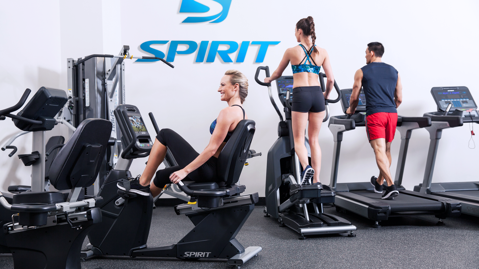 Spirit Fitness Commercial Equipment