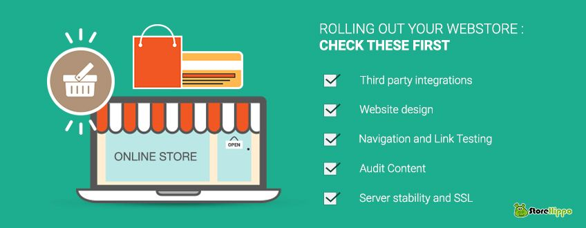 5-things-to-check-before-launching-your-new-online-store
