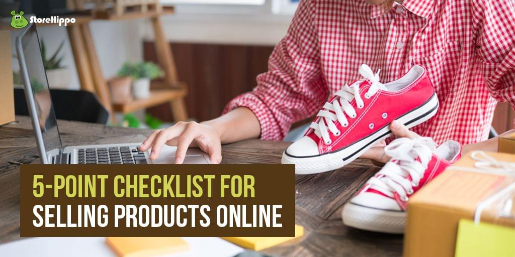 5-things-to-consider-when-you-sell-products-online