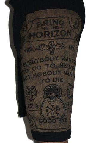 Bring me the horizons Premium Shorts Free Size (28 inches to 40 inches)