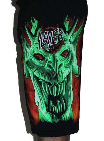 Slayer Premium Shorts Free Size (28 inches to 40 inches)