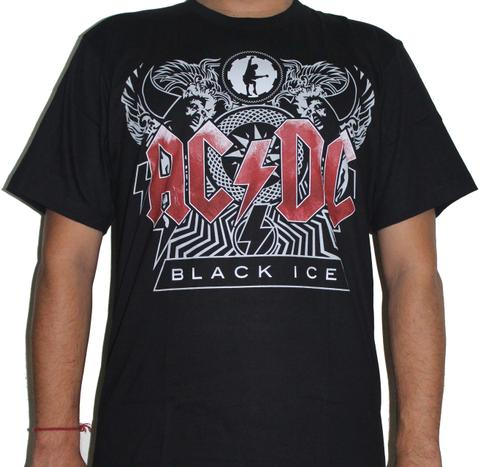 ACDC Black Ice Premium Tshirt