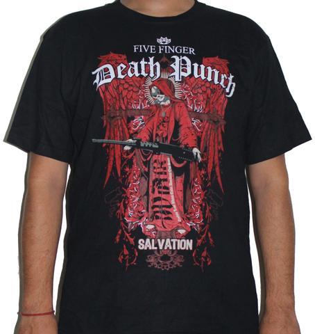 Five Finger Death Punch Premium Tshirt