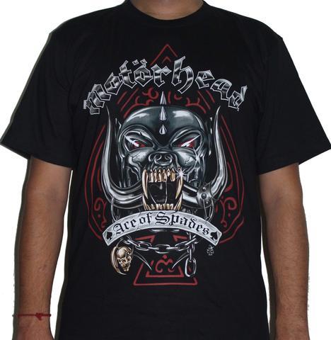 Motorhead - Ace of Spade Premium Tshirt