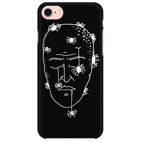 Mind is dead Trip psy Trippy Psychedelic  Mobile back hard case cover - Z973RSUKXHTE