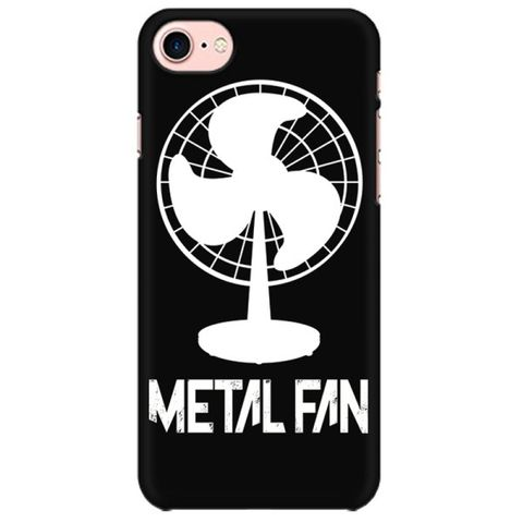 Huge Metal Fan  Mobile back hard case cover - ZU8PMKEYE76PG45