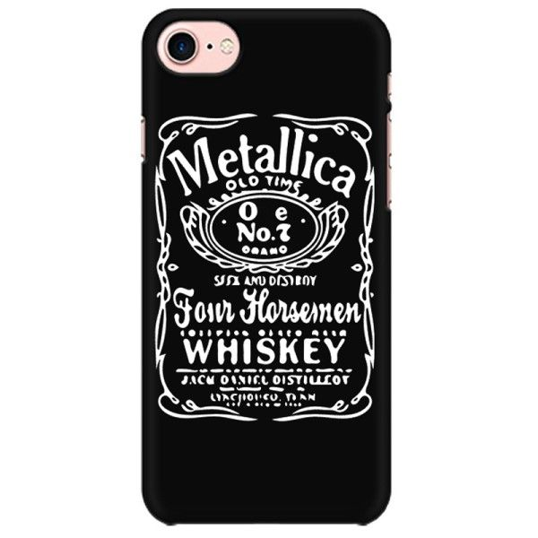 Metallica Jack Daniels rock metal band music mobile case for all mobiles - PJ9ZMS9SXWN6RL4N