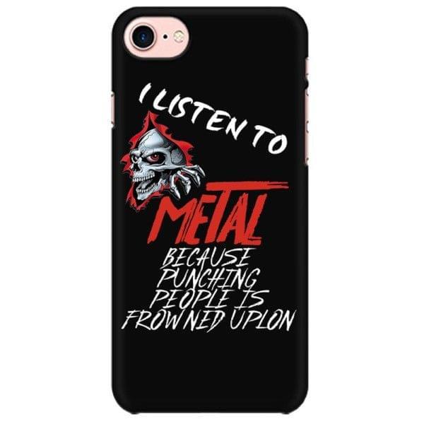 Listen to Heavy Metal  Mobile back hard case cover - Q8J2W3WWEZ2ELLQ