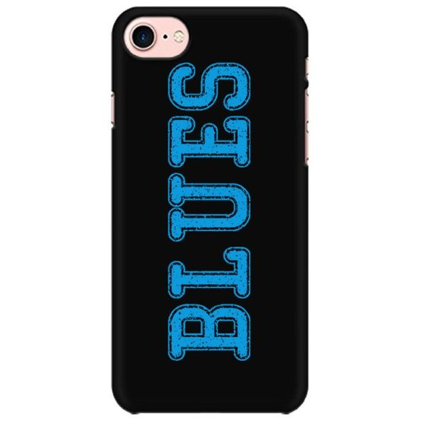 Blues  Mobile back hard case cover - QJWLQN5LVK9T