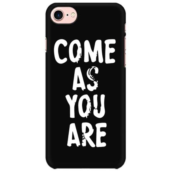 Nirvana Come as you are rock metal band music mobile case for all mobiles - QN3L9CAJWQQ8VUX2