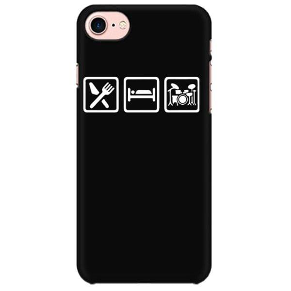 Eat Sleep Drumming Repeat rock metal band music mobile case for all mobiles - M8859T3JXW23GMJU