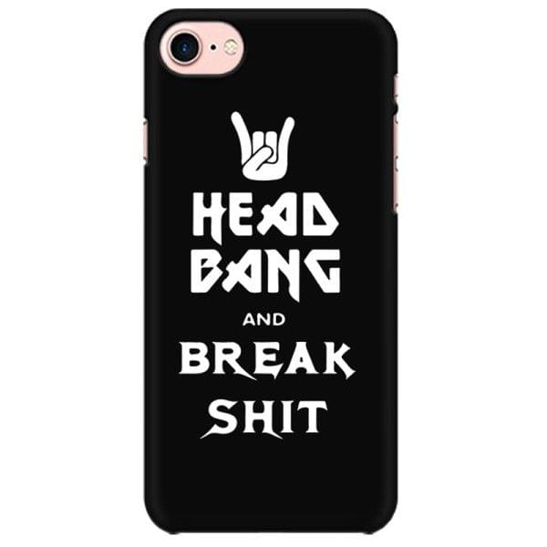 Name Code rock metal band music mobile case for all mobiles