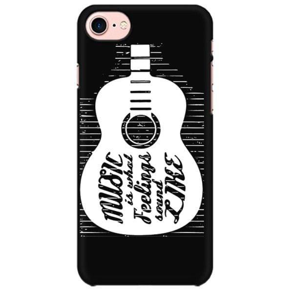 Music is what feeling sounds like rock metal band music mobile case for all mobiles - MJGZBTGQFGYJBB37