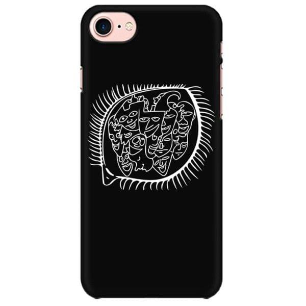 Acquaintance Recall  -  psy Trippy Psychedelic  Mobile back hard case cover - MQC7TLALK2RB