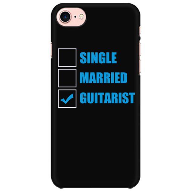 Guitarist Life Mobile back hard case cover - NHMK7TATM5QK