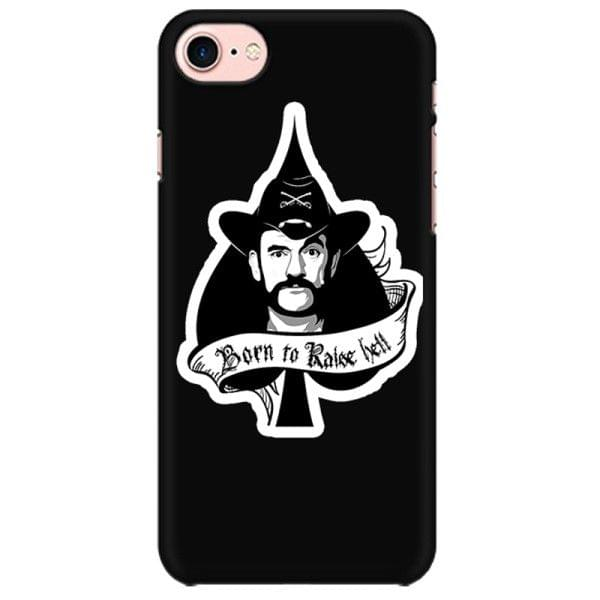 Motorhead - Born to Raise Hell  New Design Mobile back hard case cover - KU6XTHNUJ9NU