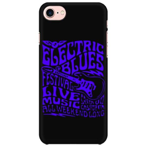 Elictric Blues rock metal band music mobile case for all mobiles - KVEVBUWRGPM5TMMC