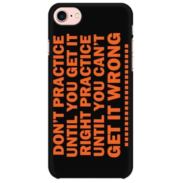 Band Practice make it Extraordinary Mobile back hard case cover - L1RTS4871XEJ