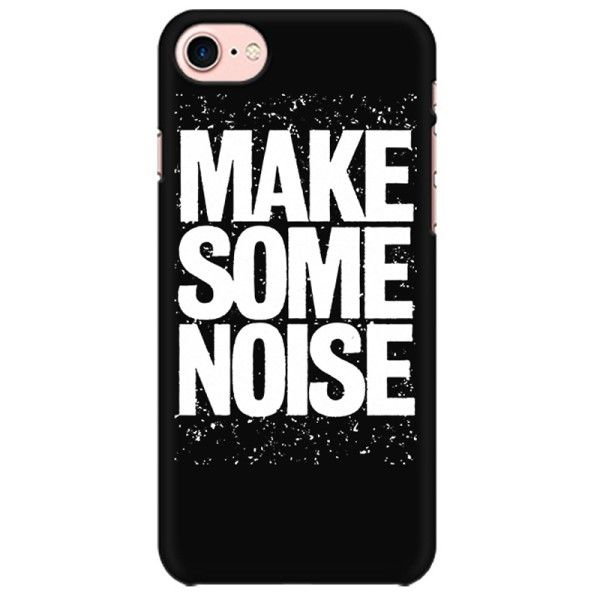 Make Some Noise Mobile back hard case cover - LDUZDUPGP3EX