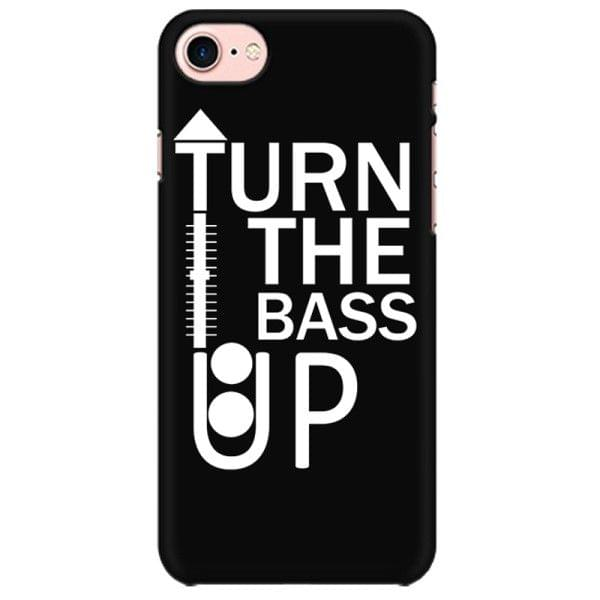 Turn the Bass Up Mobile back hard case cover - LPAVMY8L8RFR