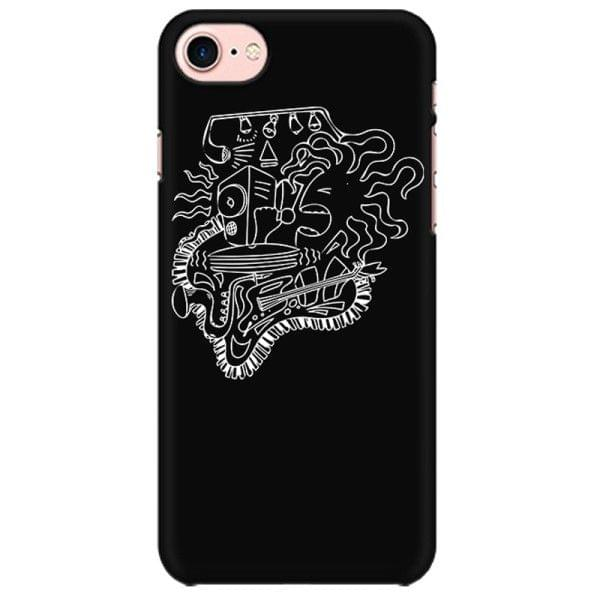 Musical Chaos Mobile back hard case cover - LYSWQTMQHFLK