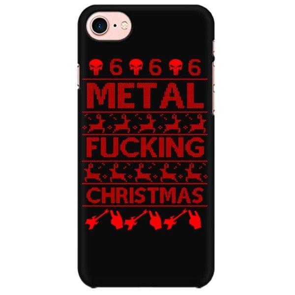 METAL FUCKING CHRISTMAS  Mobile back hard case cover - HMTT8DLURV754S5