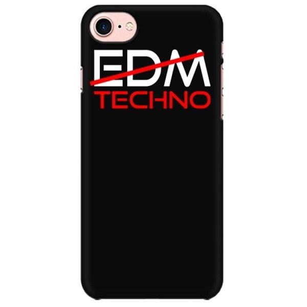 Techno Mobile back hard case cover - JT486UM66BYY