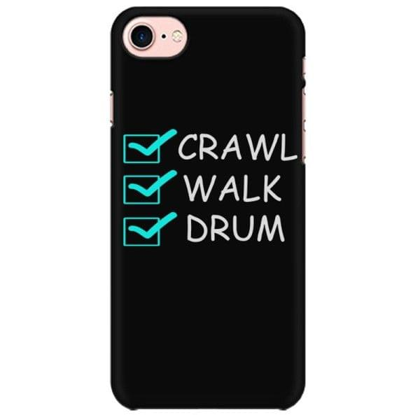 Crawl Walk Drum Mobile back hard case cover - FUZD521LZ6V4