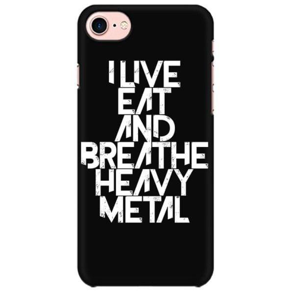 Only Heavy Metal  Mobile back hard case cover - FYG5SCXJRGJ6D4Q