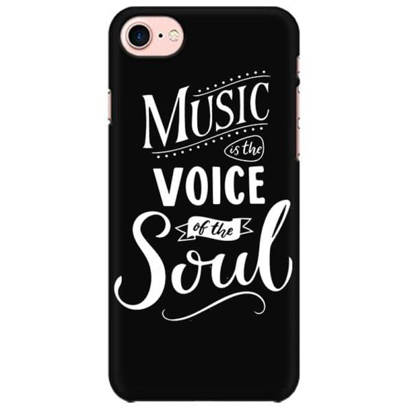 Music is the voice of the Souls rock metal band music mobile case for all mobiles - GKV4PE6YC8CYF9JW
