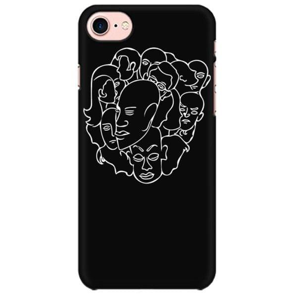 People people everywhere psy Trippy Psychedelic  Mobile back hard case cover - GLVBZCN4HSSB