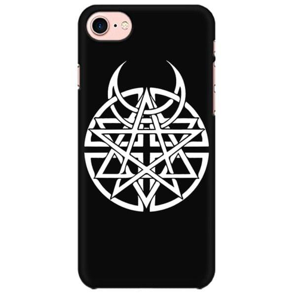 Disturbed rock metal band music mobile case for all mobiles