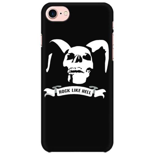 Rock IT like HELL  Mobile back hard case cover - DPGL3K8LBCGPL2C