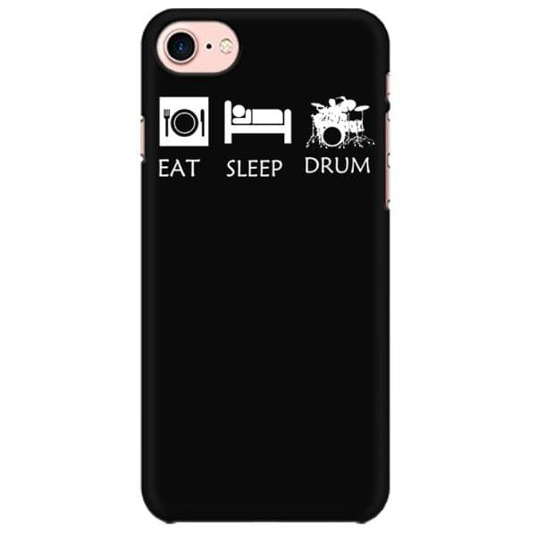 Eat Sleep Drums Mobile back hard case cover - E6JZ444THLX2