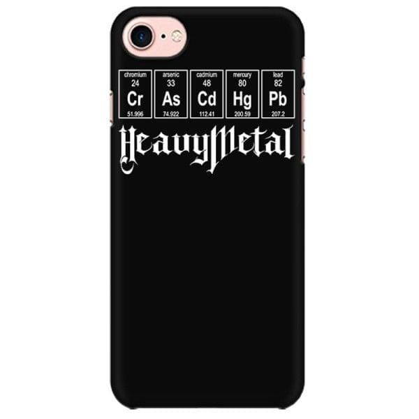 Love for Heavy Metal - Chemistry  Mobile back hard case cover - ERN42JF4G2B4HRA