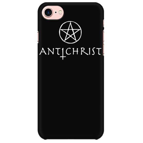 Antichrist Satan  Mobile back hard case cover - ES6PSQ7YH38J8LP