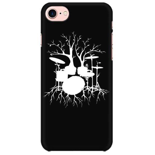 Drummer Dreams in Roots  Mobile back hard case cover - ALTE594EQ3JW4K7