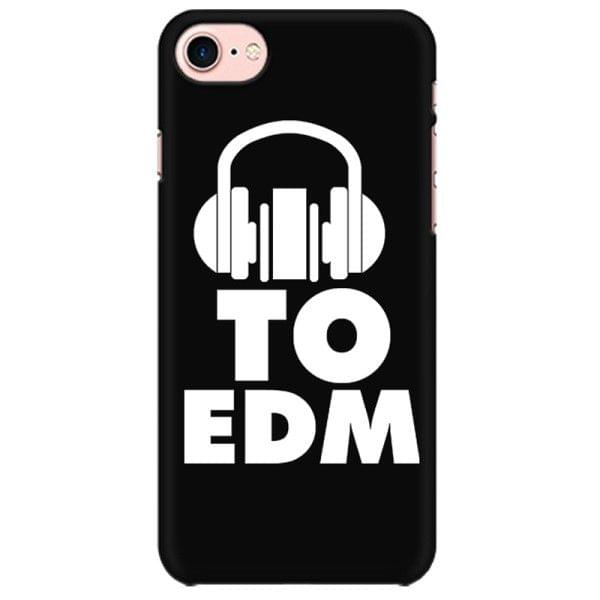 I listen to EDM Mobile back hard case cover - AT7LB5RKCZ7G