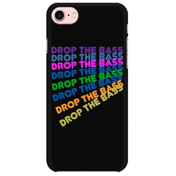 Drop the Bass Mobile back hard case cover - 898KWS42RWJ6