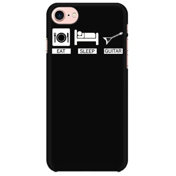 Eat Sleep Guitar Mobile back hard case cover - 9FHLA1JUXHSW