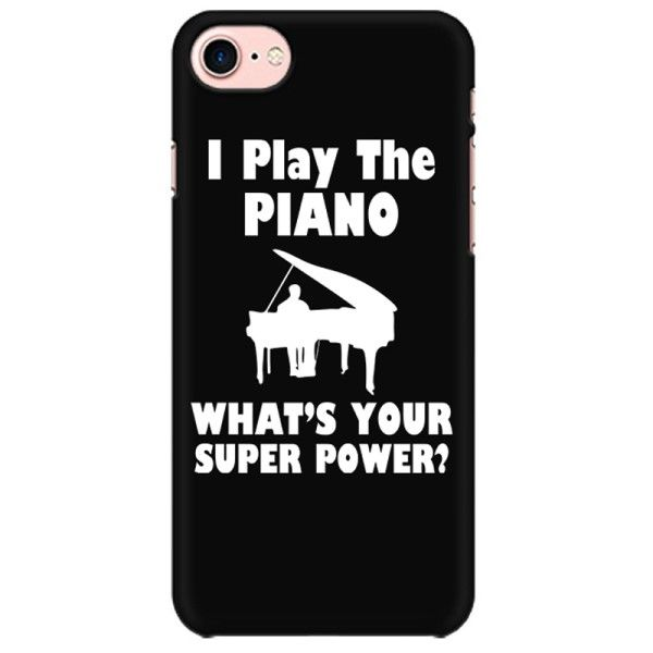 Piano is my Superpower Mobile back hard case cover - AAZRRKEEPVNG