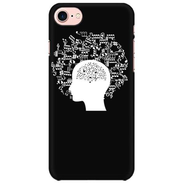 Music in my Head  Mobile back hard case cover - 5PQD77QWZ2577H4