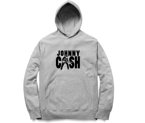 Johhny Cash   Unisex Hoodie Sweatshirt for Men and Women