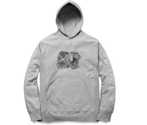 Tantra Magic   Unisex Hoodie Sweatshirt for Men and Women