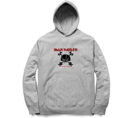 Iron Maiden   Final Frontier  Unisex Hoodie Sweatshirt for Men and Women